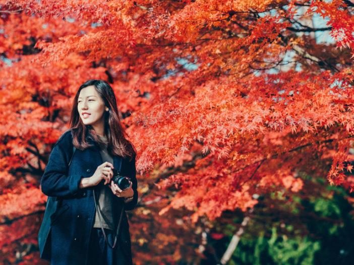 10 tips voor het maken van kleurrijke herfstfoto's