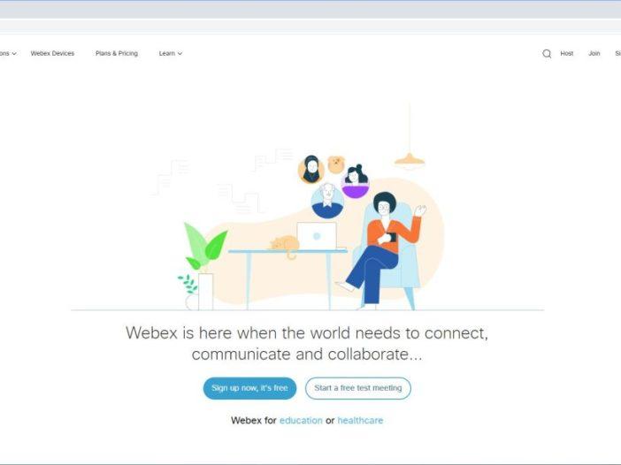 Hoe Cisco Webex te gebruiken