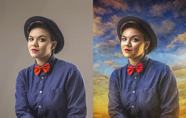Hoe je van een foto een schilderij maakt