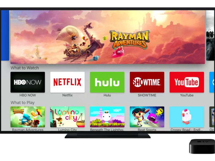 Apple TV-snelkoppeling: eenvoudigere aankopen in de App Store en iTunes