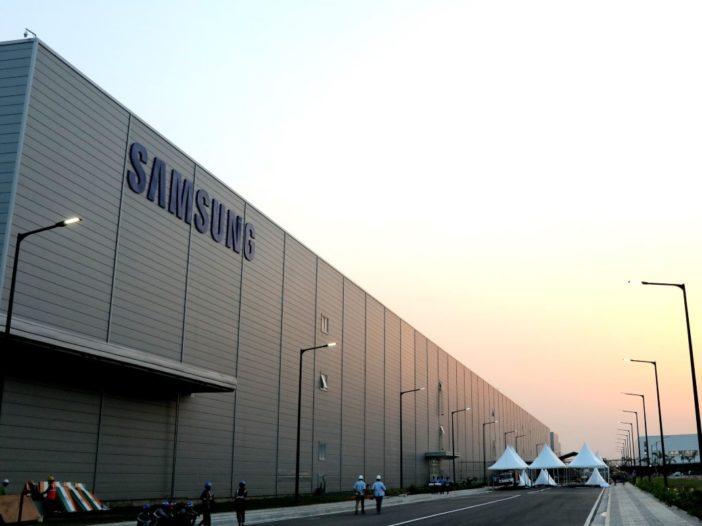 Samsung ha detto di considerare un impianto di produzione di chip in Texas da 10 miliardi di dollari