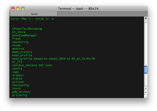 11 Unix-opdrachten die elke Mac-nerd zou moeten kennen
