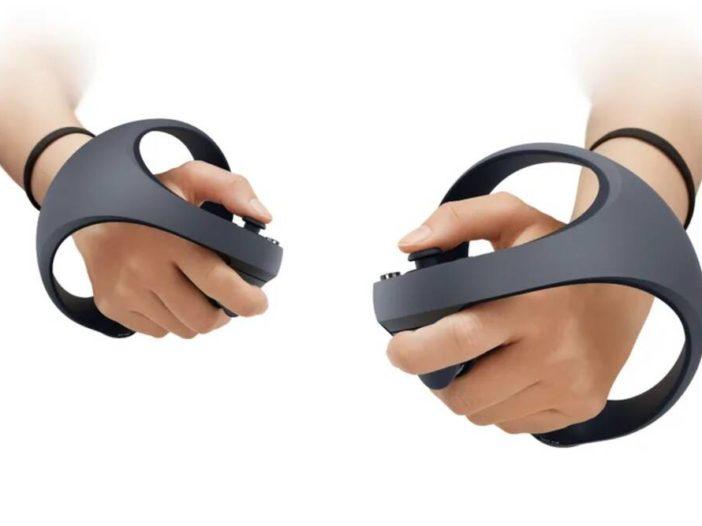 Sony onthult geheel nieuwe PlayStation VR-controller voor de PS5