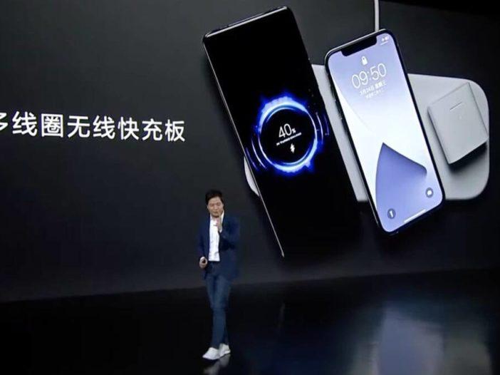 Xiaomi's nieuwe AirPower-achtige oplaadmat kan drie apparaten tegelijkertijd draadloos opladen